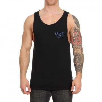Animal Sconna Vest Black