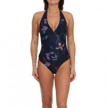 Animal Wild Angel Swimsuit Mid Navy Blue