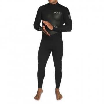 CSkins Legend 3/2 BZ Summer Wetsuit Black/Grey