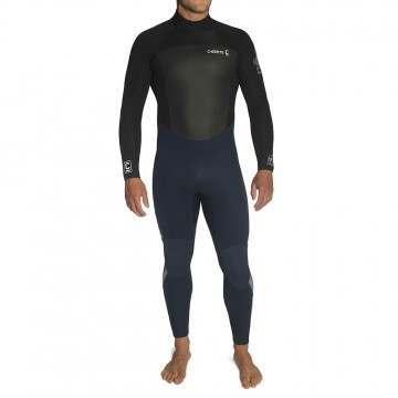 CSkins Legend 5/4 BZ Winter Wetsuit Blue/Grey