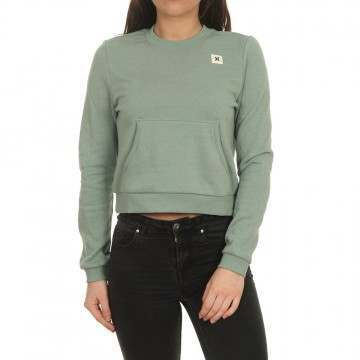 Hurley Icon Perfect Crew Silverpine Htr