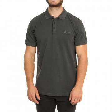 Ripcurl Faded Polo Shirt Forest Green
