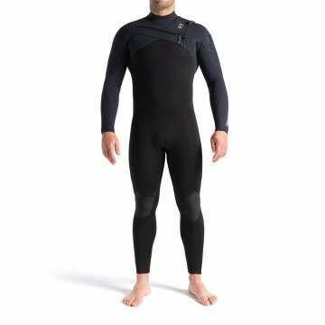 CSkins ReWired 5/4 CZ Winter Wetsuit Black/Cyan