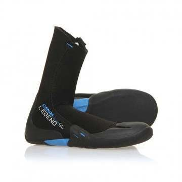 CSkins Legend 5MM Round Toe Zipped Wetsuit Boots