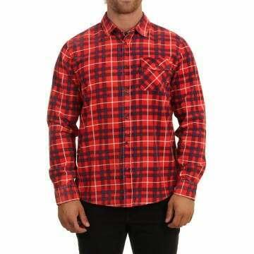 Ripcurl Return Shirt Bright Red