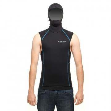CSKINS Hot Wired Hooded Wetsuit Thermal Vest