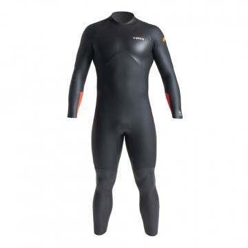 CSkins SWIM Open Water Swimming 4/3 Wetsuit Black