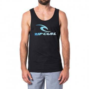 Ripcurl The Surfing Company Tank Black