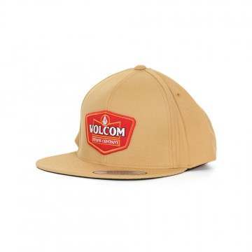 Volcom Cresticle Cap Dull Gold