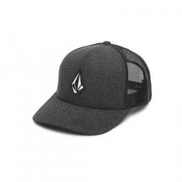 Volcom Full Stone Cheese Cap Charcole Heather