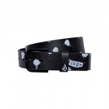 Volcom Empty PU Belt Black