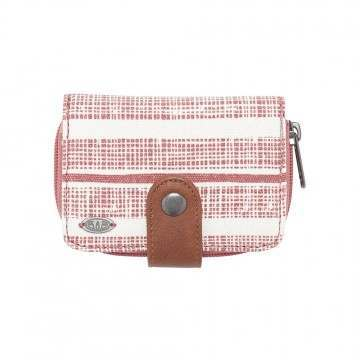 Animal First Light Wallet Brick Dust Pink