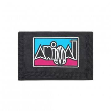 Animal Enraged Wallet Black