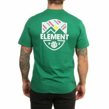 Element Beaming Tee Verdant Green