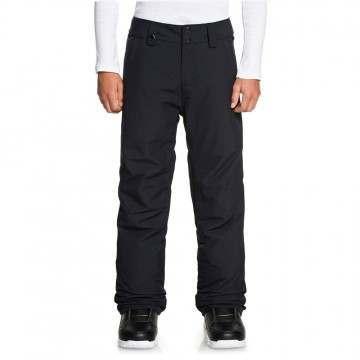Quiksilver Boys Estate Snow Pants Black
