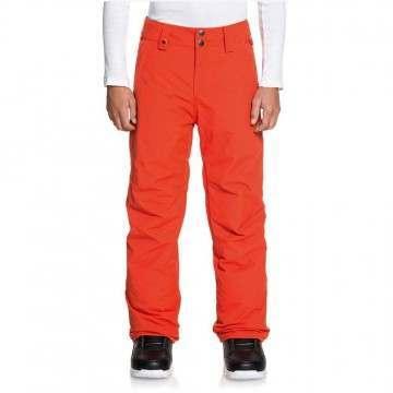 Quiksilver Boys Estate Snow Pants Poinciana