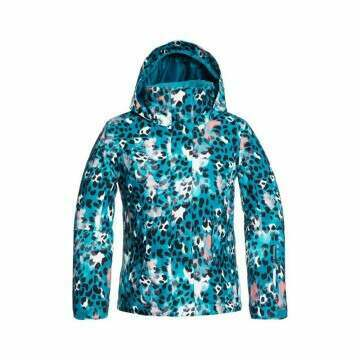 Roxy Girls Jetty Snow Jacket Ocean Depths
