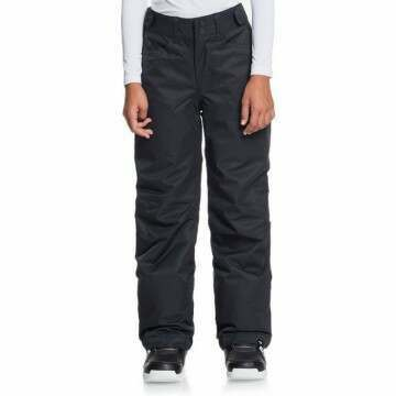 Roxy Girls Backyard Snow Pant True Black