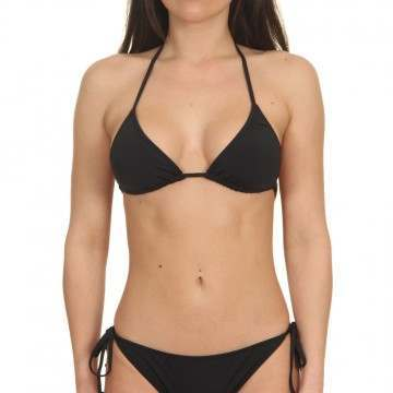 Roxy Beach Classics Tiki Tri Set True Black