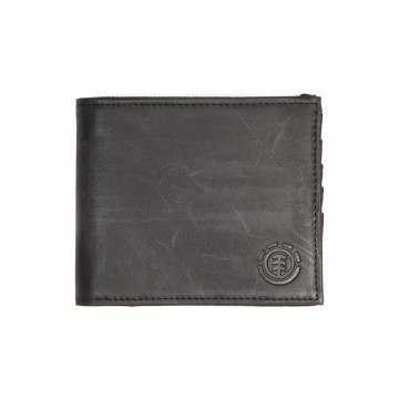 Element Avenue Wallet Black
