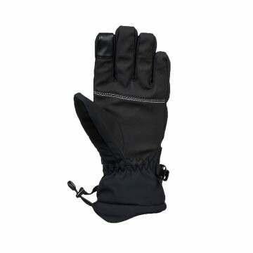 Quiksilver Boys Mission Snow Gloves True Black