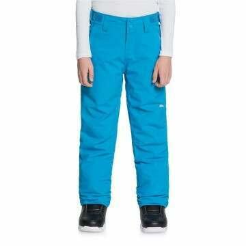 Quiksilver Boys Estate Snow Pants Brilliant Blue