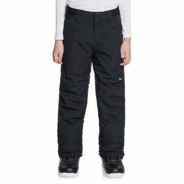 Quiksilver Boys Estate Snow Pants True Black