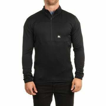 Quiksilver Steep Point HZ Fleece True Black