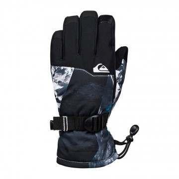 Quiksilver Boys Mission Snow Gloves Random Pics
