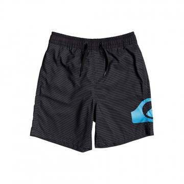 Quiksilver Boys Dredge Volley Shorts Iron