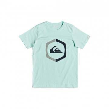 Quiksilver Boys Sure Thing Tee Beach Glass