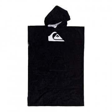 Quiksilver Kids Wetsuit Changing Towel Black