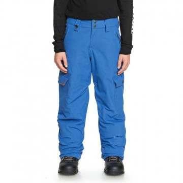 Quiksilver Boys Porter Snow Pants Daphne Blue