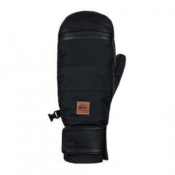Quiksilver Squad Snow Mitts Black