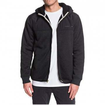 Quiksilver Keller Mix Polar Fleece Black