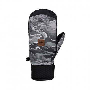Quiksilver Method Snow Mitts Black Snowscene