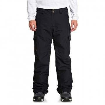 Quiksilver Porter Snow Pants Black