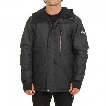 Quiksilver Mission Snow Jacket Black