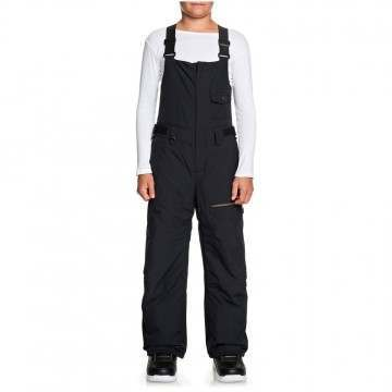 Quiksilver Boys Utility Bib Snow Pants Black