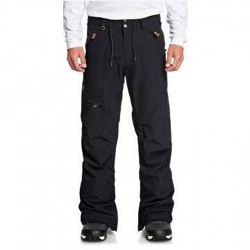 Quiksilver Elmwood Snow Pants Black