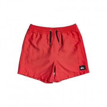 Quiksilver Boys Everyday Volley Shorts Red