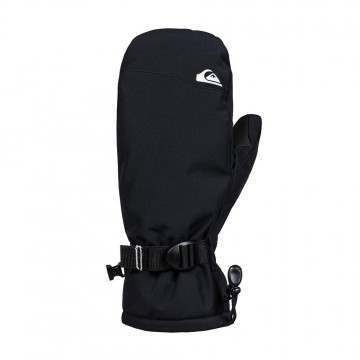 Quiksilver Mission Snow Mitts Black