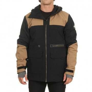 Quiksilver Arrow Wood Snow Jacket Black