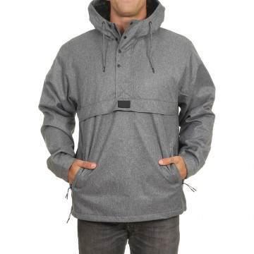 Quiksilver Tazawa 5K Jacket Medium Grey