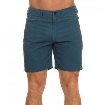 Quiksilver Nelson Amphibian Shorts Blue
