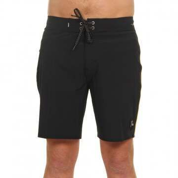Quiksilver Highline Piped Boardshorts Black