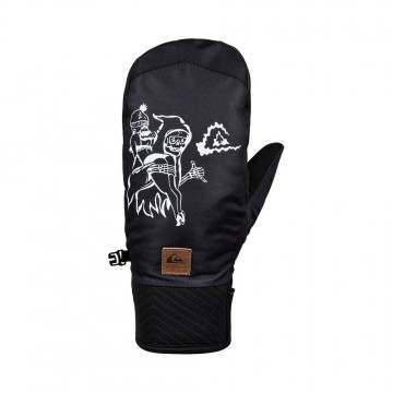 Quiksilver Method Snow Mitts Black