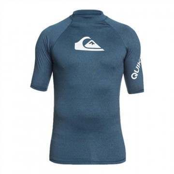 Quiksilver All Time Rashvest Majolica Blue