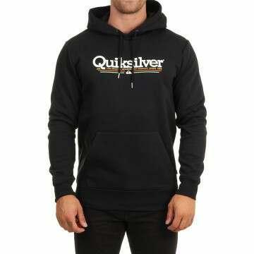 Quiksilver Tropical Lines Hoody Black