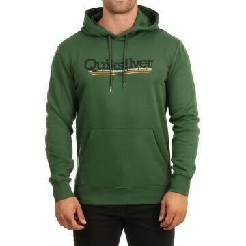 Quiksilver Tropical Lines Hoody Greener Pastures